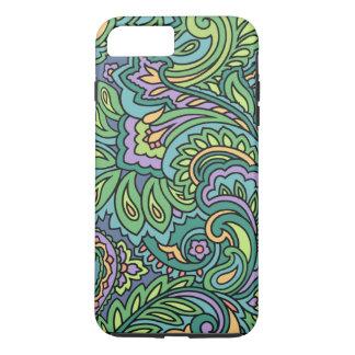 Paisley iPhone 7 Plus Tough Case