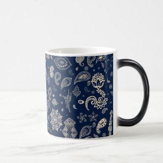 Paisley Magic Mug