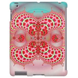 Paisley Melons Merging C-M BT iPad Case