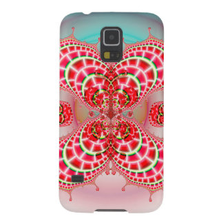 Paisley Melons Merging Galaxy S5 Cover