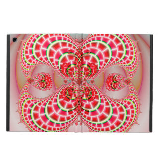Paisley Melons Merging iPad Air Covers