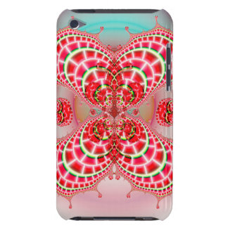 Paisley Melons Merging iPod Touch Case-Mate Case