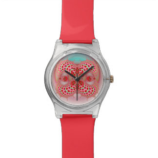 Paisley Melons Merging May28th Watch (red)