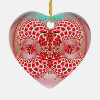 Paisley Melons Merging Ornament