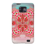 Paisley Melons Merging Samsung Galaxy S2 Cases