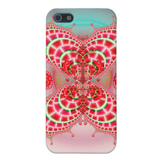 Paisley Melons Merging Savvy Matte iPhone SE/5/5s Cover