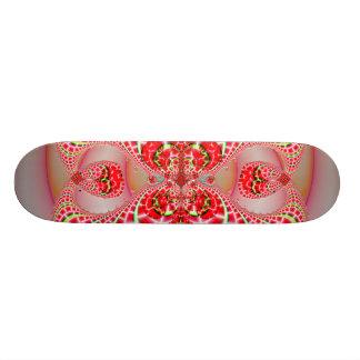 Paisley Melons Merging Skate Deck