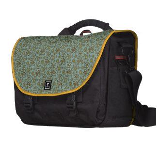 Paisley modeló bolsas de portátil