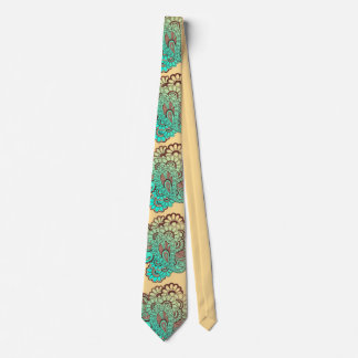 Paisley Ornaments I + your backgr. & ideas Neck Tie