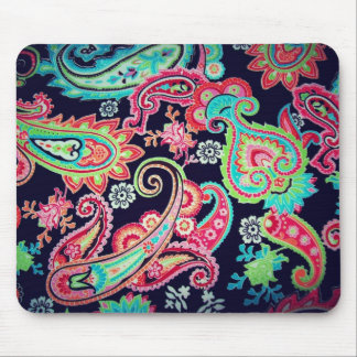 Paisley Paradise Mouse Pad