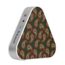 Paisley Pattern Bluetooth Speaker