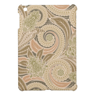 Paisley pattern iPad mini cover