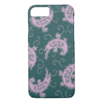 Paisley Pattern iPhone 7 Case