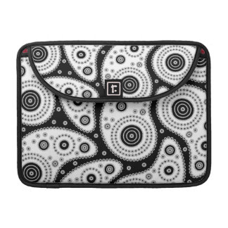Paisley Pattern MacBook Pro Sleeve