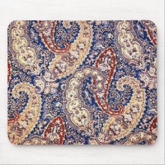 Paisley Pattern Mouse Mat