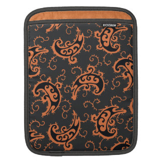 Paisley Pattern Sleeve For iPads