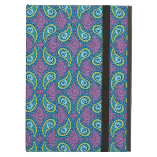 Paisley Peacock Cover For iPad Air