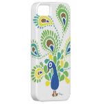 Paisley Peacock - Teardrop Feathers iPhone 5 Case