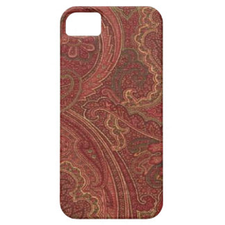 Paisley Plum Olive Gold Case-Mate iPhone 5