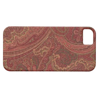 Paisley Plum Olive Gold Case-Mate iPhone 5 iPhone SE/5/5s Case