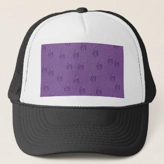 Paisley Purple Tears Trucker Hat