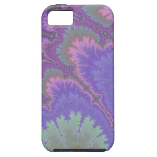 Paisley rosada y púrpura iPhone 5 Case-Mate fundas