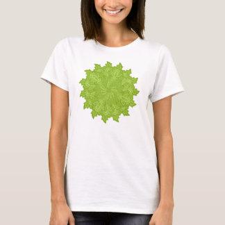 Paisley Rosette T-Shirt