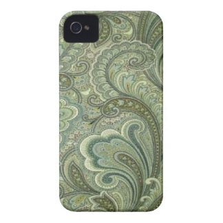 Paisley Sage Case-Mate iPhone 4 iPhone 4 Covers