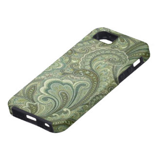 Paisley Sage Case-Mate Vibe iPhone 5 iPhone SE/5/5s Case