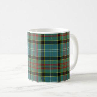 Paisley Scotland District Tartan Coffee Mug