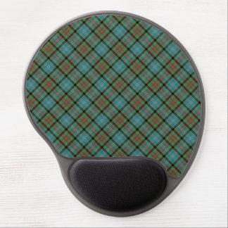 Paisley Scotland District Tartan Gel Mouse Pad