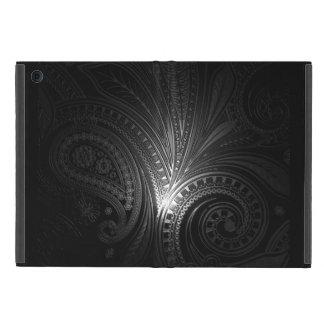 Paisley Silver to Black iPad Mini Case