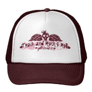 Paisley Skulls Trucker Cap