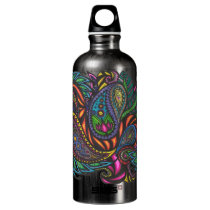 Paisley Water Bottle