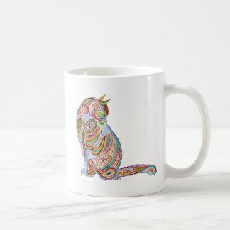 Paisleykatze Coffee Mug