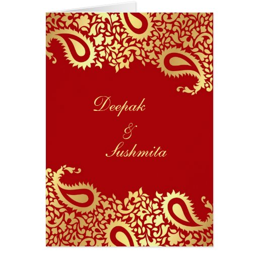 Indian Wedding Invitations Uk