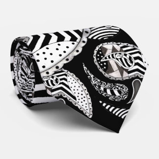 Paisleys loco corbata