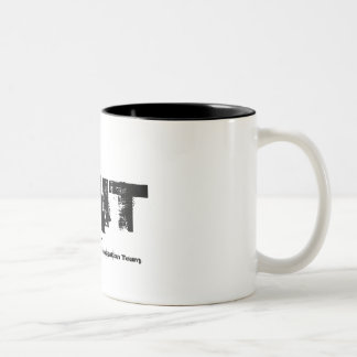 PAIT, Paranormal Activity Investigation Team Two-Tone Coffee Mug