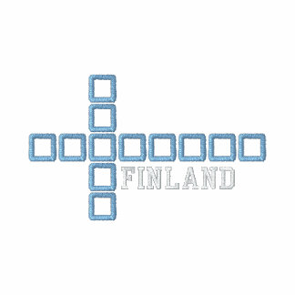 Paita del lippu de Suomen - bandera de Finlandia