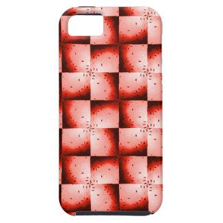 paja del cubo de hielo iPhone 5 Case-Mate cobertura