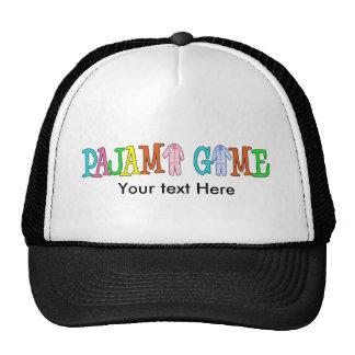 Pajama Game Customize It! Trucker Hat
