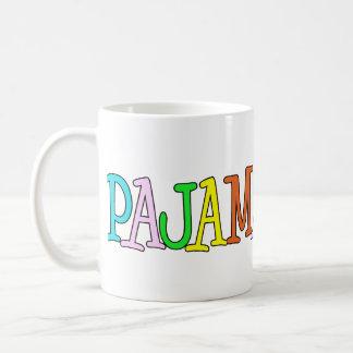 Pajama Game Mugs