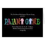 Pajama Game NWTG Cards