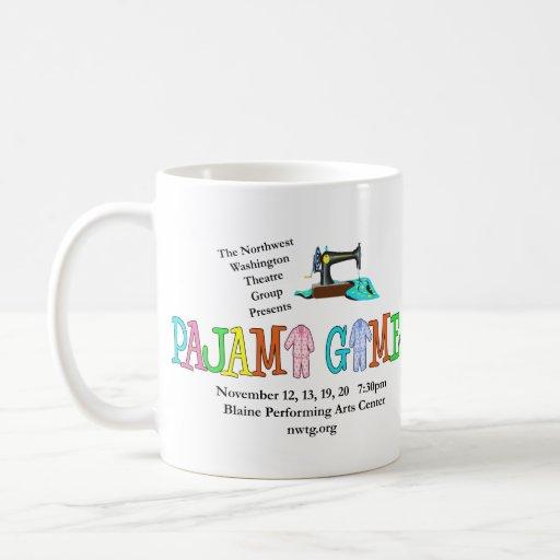 Pajama Game NWTG Coffee Mug