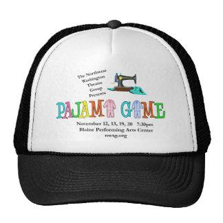 Pajama Game NWTG Trucker Hat