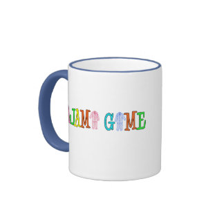 Pajama Game Ringer Coffee Mug