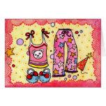 Pajama Party Invitation Greeting Cards