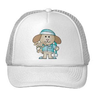 Pajama Puppy Lovey Bunny Hats