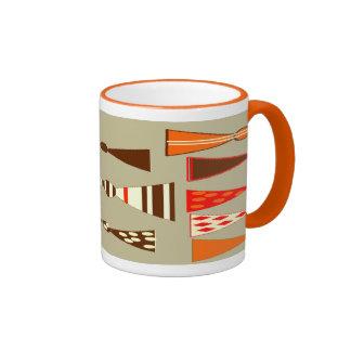 Pajaritas retras taza de café