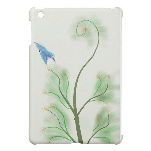 Pájaro #1 del tarareo iPad mini cárcasas